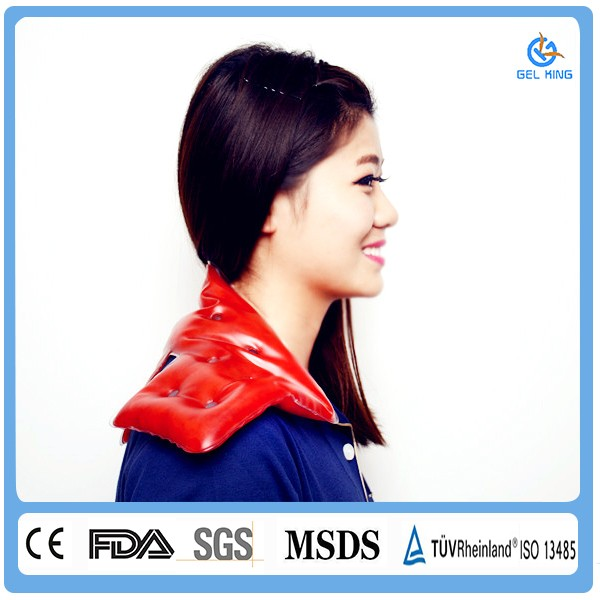 Medical Flexible Gel Physical Therapy Equipment for Neck and Shoulder Gel Heating Pack