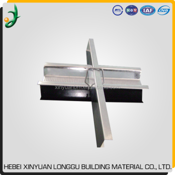 Galvanized steel furring channel for ceiling/Hat channel
