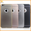 new trending products aluminum metal tpu cover for iphone 6