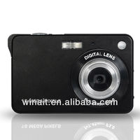 Professional Camera Made in China with 12MP 5.0 Megapixel CMOS anti-shake Mini digital camera