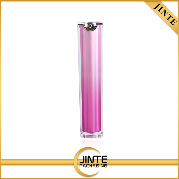 High Quality Skin Care Products Using Fashion spray pump perfume bottle
