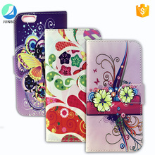 OEM Design flip leather cover case for vivo y51 leather back case with card slots for bbk vivo y51 y51t y51l