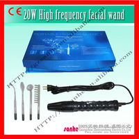Portable Strong power high frequency voilet wand
