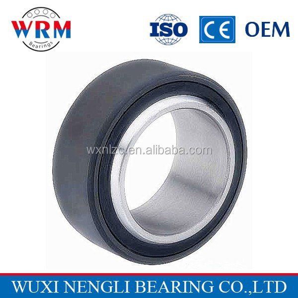 Supply high precision oscillating bearing and radial spherical plain bearing ge80es-2rs for Engineering hydraulic oil cylinder