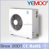 YEMOO cold room small refrigeration units Bitzer/Copeland 5HP mini condenser unit for sale