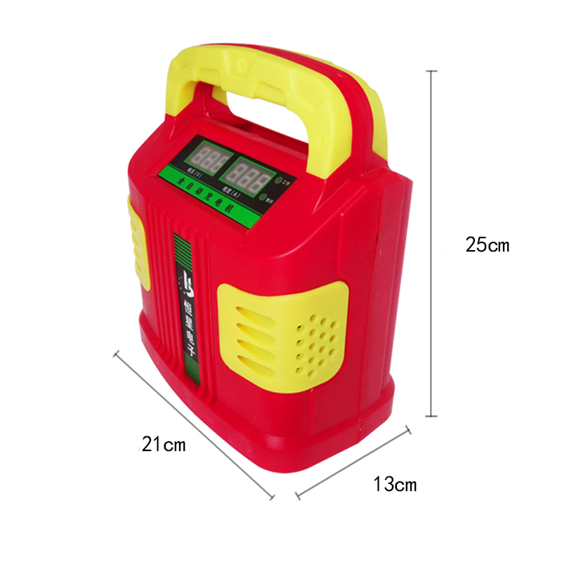 12v 24v portable car battery charger price