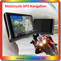 "American Market 5.0"" Motorbicycle Gps Pour Moto T-307"