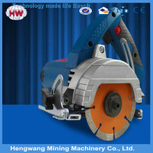 High performance Electric marble cutters/Quarry stone block cutting machine