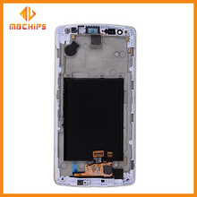 For LG G3 mini LCD digitizer and touch screen For LG G3 mini LCD and glass LCD screen display for LG G3