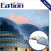Heat Reflective Glass Panles For Buildings