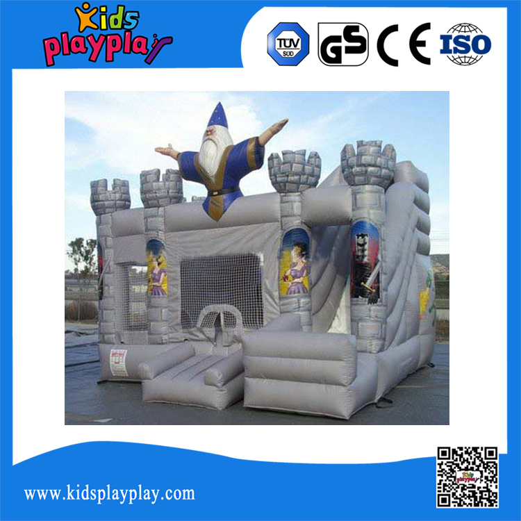 KidsPlayPlay Cheap PVC Inflatable Children Toys Jumping Castle Bounce