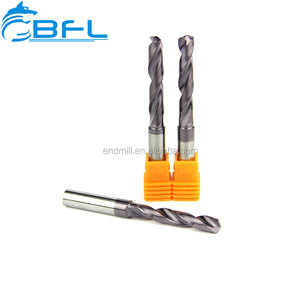 BFL Carbide Drill Bit Square Cutters Cnc Machines Drill Bits