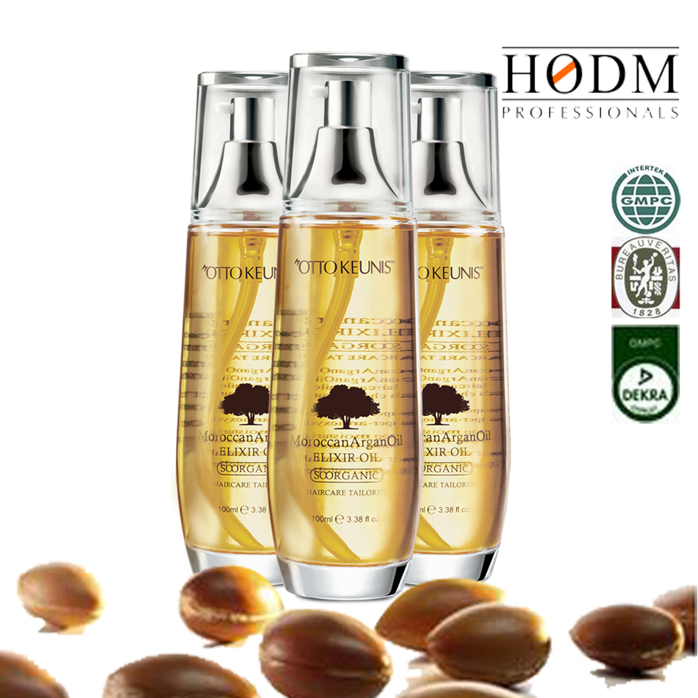 OEM Gold Argan Oil Wholesale, 1 Oil = 5 Amazing Uses: Smoothen. Soften. Protect. Shine. Conditions