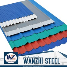 Zinc Corrugated Roofing Sheet Prices/3mm thick corrugated cardboard sheets