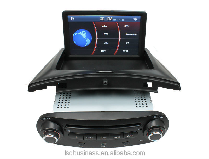 Car Stereo for Vw Beetle With Gps Radio, Bluetooth, Ipod ,Steering Wheel ,Usb ,Sd