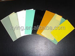 Epoxy fiberglass sheet lamination white, green, blue, black thickness 0.5 ~ 120mm epoxy-phenolic resin