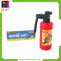 2015 Small Plastic Toy Fire Extinguisher Water Spray Gun