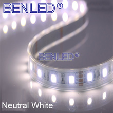 Bulk Packed Flexible LED Strips 5050 60LED'S/Meter 14.4W/M 20-24LM/LED IP20/IP65/IP68 With Machine Arms