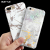 IMD Marble Manufacture Cell Phone cases for iphone 8 silicone mobile phone Covers for iphone 8 Plus case