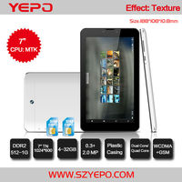 7 Inch 3G Phone Call MID/Tablet PC Manufacturer