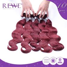 Factory Direct Price Clean And No Smell Red Henna Hair Dye Ingredients With Black Streaks