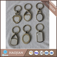 blanks metal keyrings for sublimation printing, hot sale products