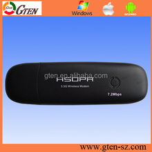Unlock 3.5G usb dongle zte ac2746 wireless usb modem unlock