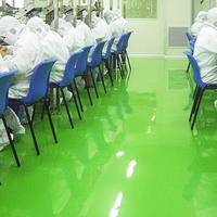 High Performance Industry Epoxy Floor Paint Coatings