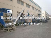 Sell PP PE Film Recycling Line/plastic recycling machine