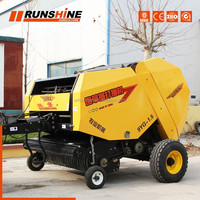 ODM Available Blade Cutting Wheat Straw Hay Baler Machine