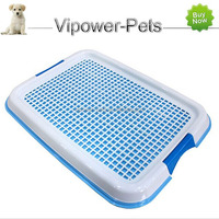 Indoor Dog Toilet Pet Toilet Tray Plastic Flat Toilet For Male Dog Free Shipping