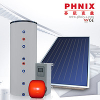 High level widely used restaurant solar water heater