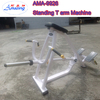 Commercial gym machine T Arm Machine t bar row machine Plate Load gym equipment china Stand Arm Curl