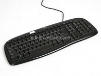 best selling waterproof wired standard gaming clavier