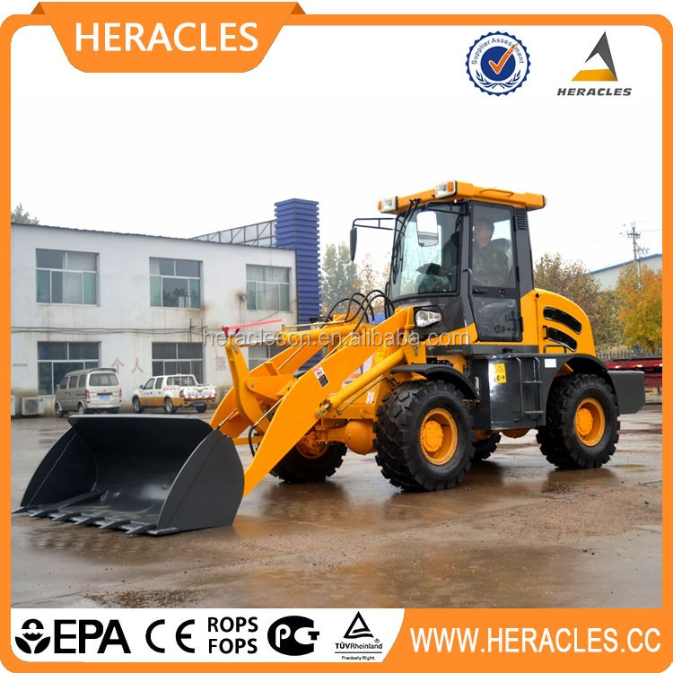 China low price 2 ton Cheap Wheel Loaders for sale