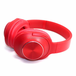 Promotional hot bluetooth wireless headphones headsets,stereo foldable bluetooth head sets head phones gaming dj metal headphone