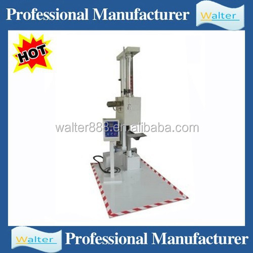 corrugated carton drop test instrument