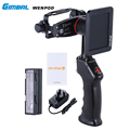 2017 new handheld 2 axis camera stabilizer gimbal dslr steadycam
