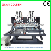 sculpture 3d stone lathe and glass 3d engraving machine
