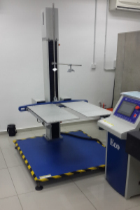 Package Drop Test Machine (two-wing type)