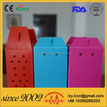Factory Price Customed Corrugated Plastic Pet Carrier