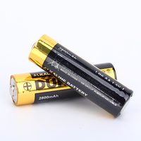Wholesale 1.5v LR6 AA Alkaline Dry Battery With High Quality