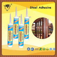 free standing easy application galvanized steel adhesive