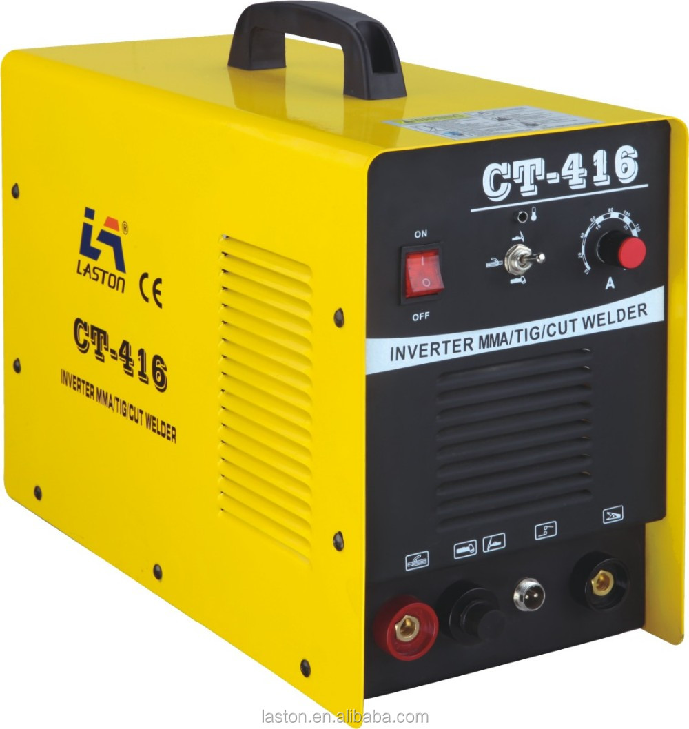 DC CUT/MMA/TIG Inverter Welding Machine CT-416