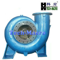 KWP series non-clogging industry centrifugal slurry water pump for sugar and caned food industries