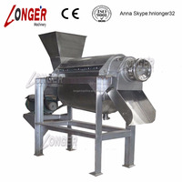 Good Price High Quality Commercial Fruit Juice Making Machine / Industrial Orange Juice Extractor