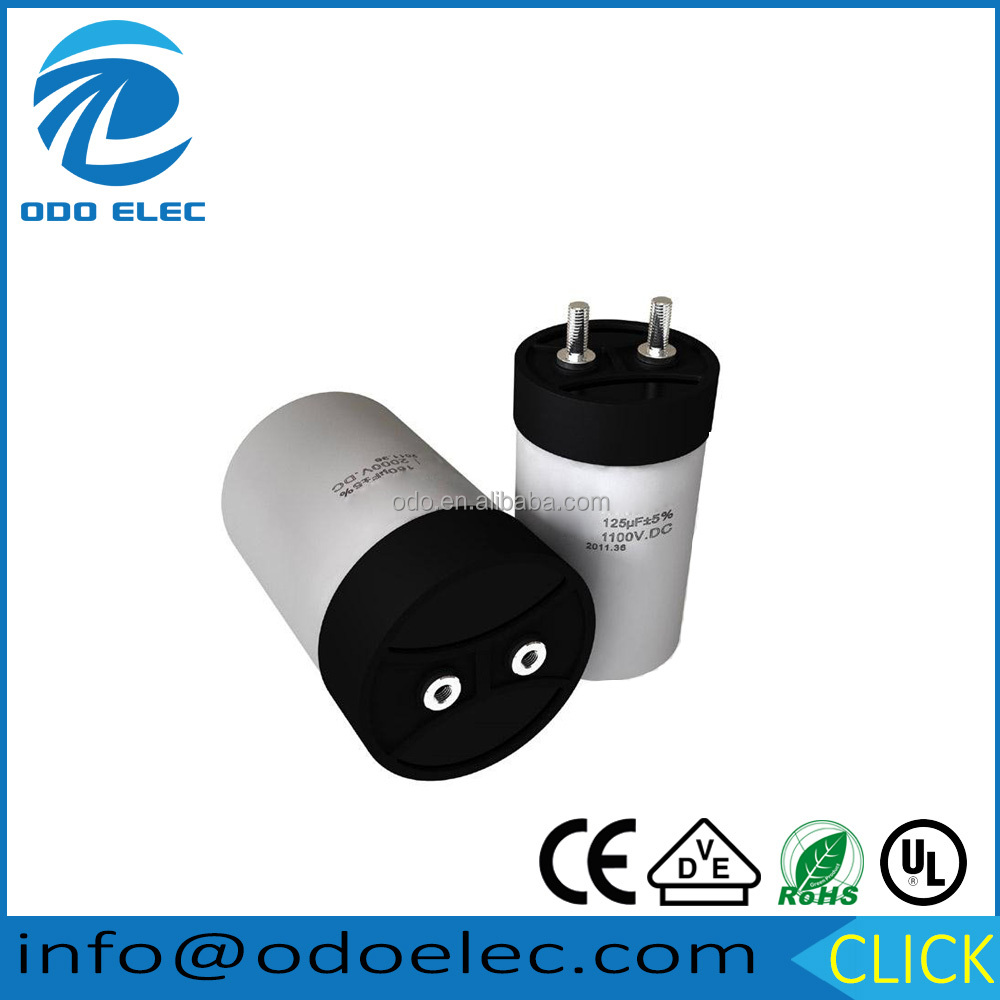 Sale solar and wind power Photovoltaic capacitor 20uf 3000VDC 125UF 600VDC 175UF 600VDC 500UF 1100VDC