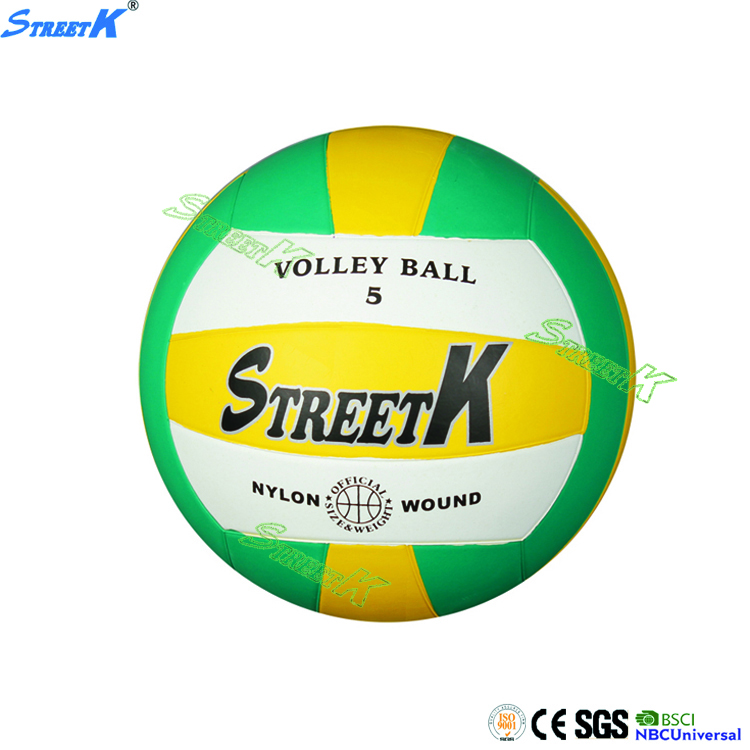 2016 STREETK wholesale volleyball uniform designs rubber volleyball