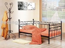 Modern Metal Day Bed trundle bed