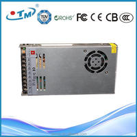 Recycling 12v 500w switch mode power supply with fan